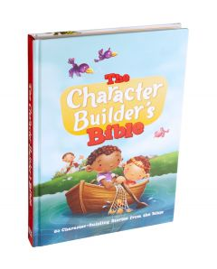 The Character Builder's Bible