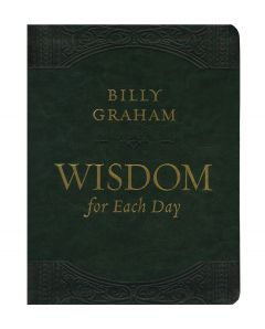 Wisdom For Each Day - Large Print Edition