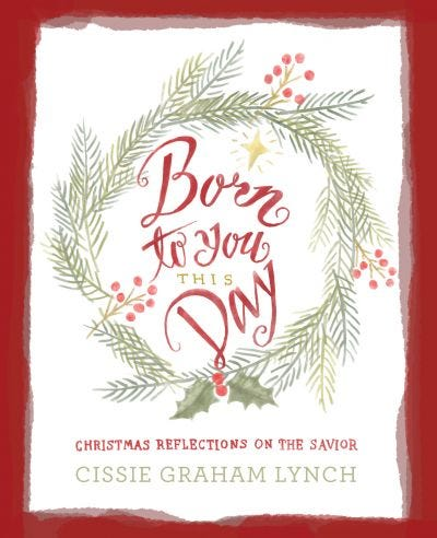 Born to You This Day - 3-pk Advent Devotional