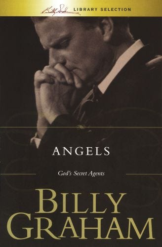 Angels - Billy Graham Library Selection