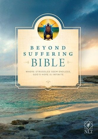 Beyond Suffering Bible NLT