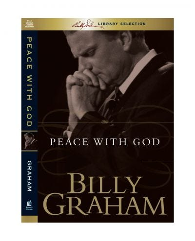 Peace with God - Billy Graham Library Selection
