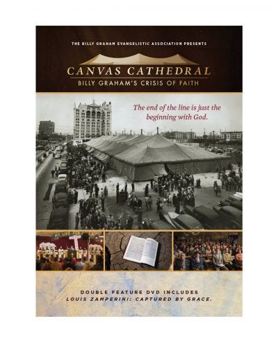 The Canvas Cathedral - DVD