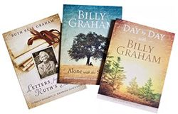 Graham Devotionals - set of 3