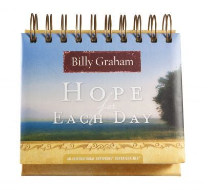 Hope For Each Day Daybrightener - Perpetual Calendar