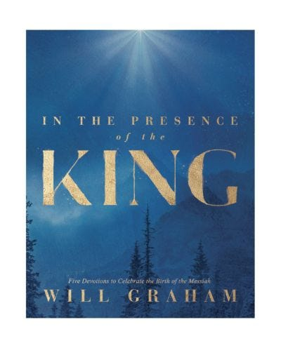 In The Presence Of The King – Packs of 3