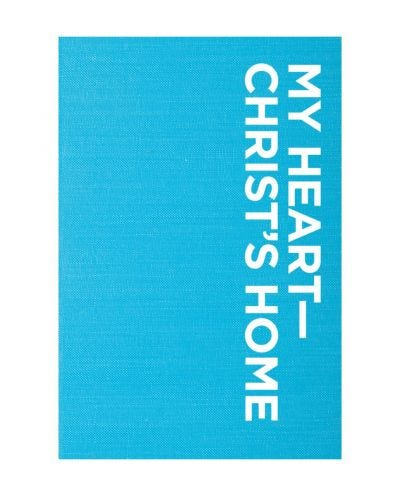 My Heart Christ's Home – 2020 Edition (packs of 10)