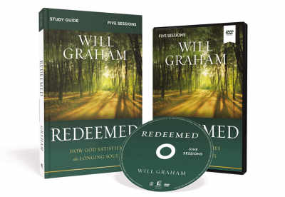 Redeemed Study Guide With DVD