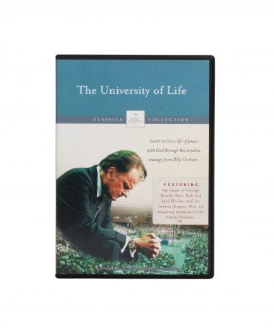 The University Of Life