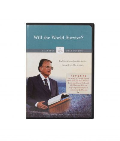 Will The World Survive?