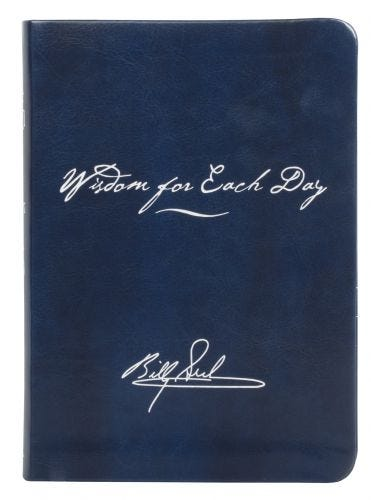 Wisdom For Each Day - Signature Edition